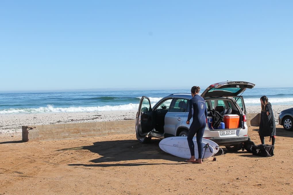 learn to surf south africa