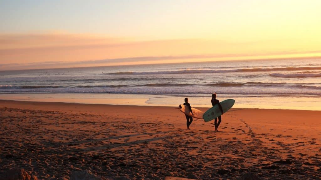 Learn to surf holidays for beginners in South Africa