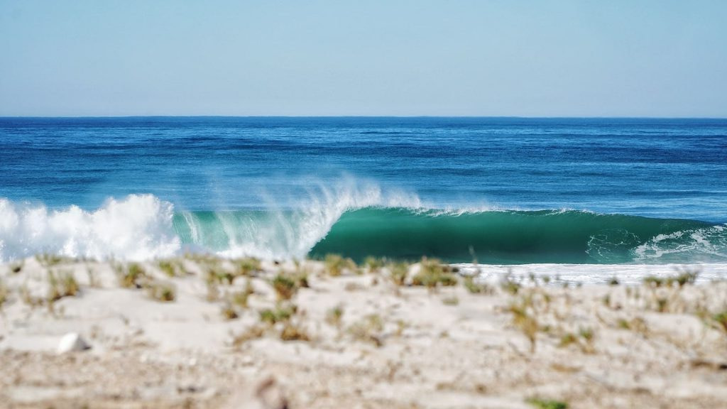 uncrowded surf destinations