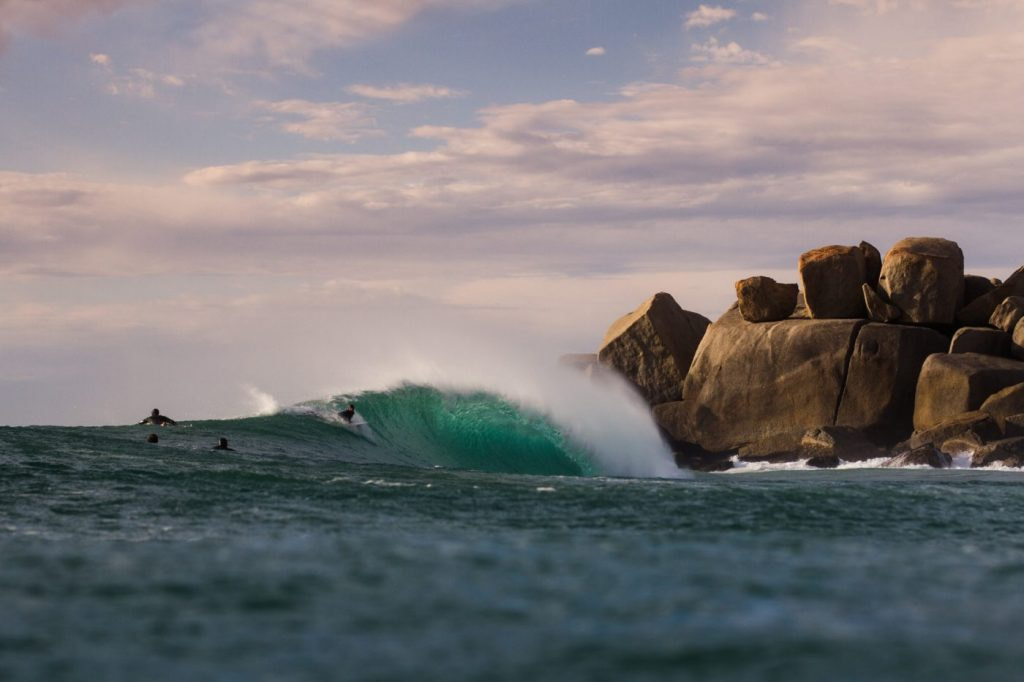 surf trip photo