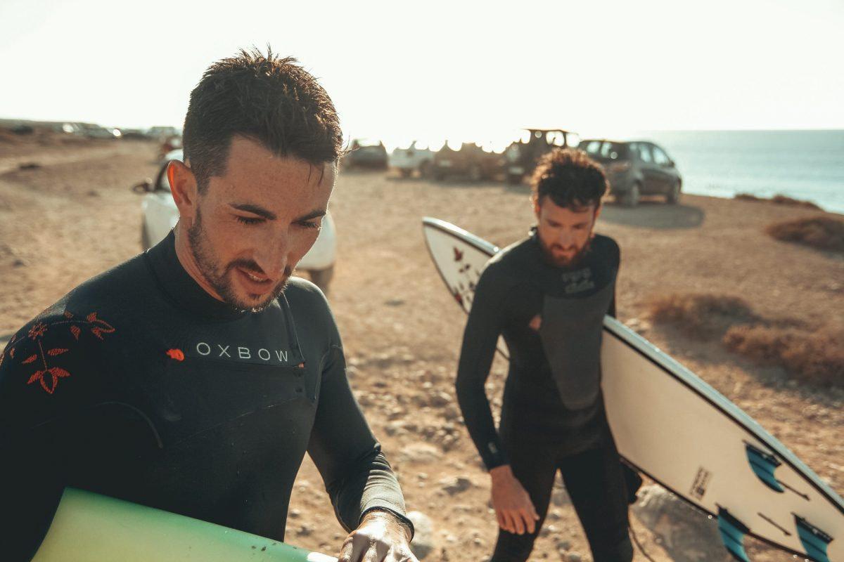 surf spot guide
