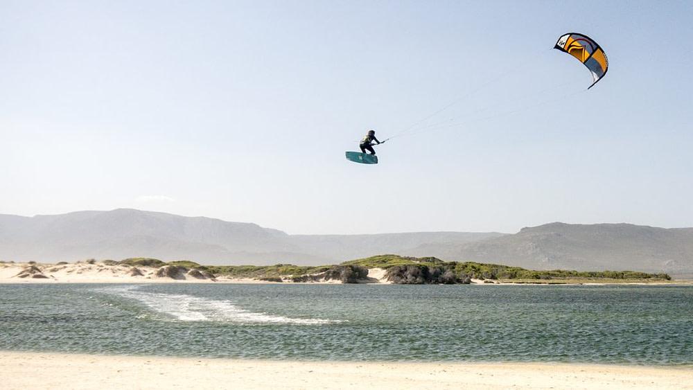 Kitesurfing South Africa Christopher Bodenstein Image