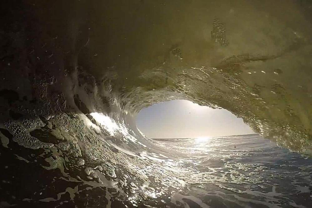 Skeleton Bay surf trip in Namibia.